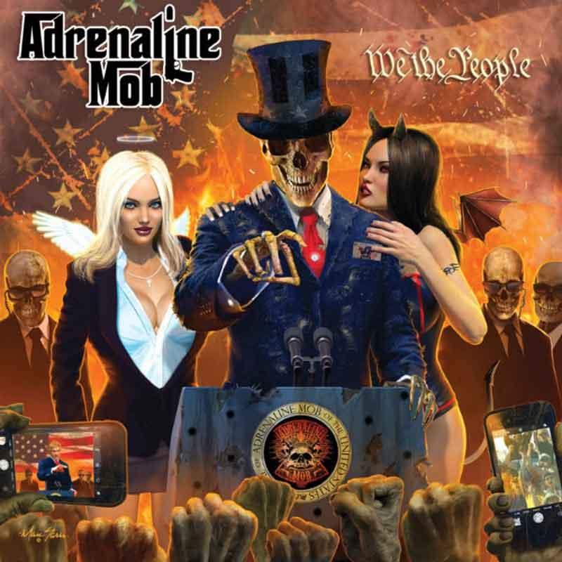 Видео от ADRENALINE MOB