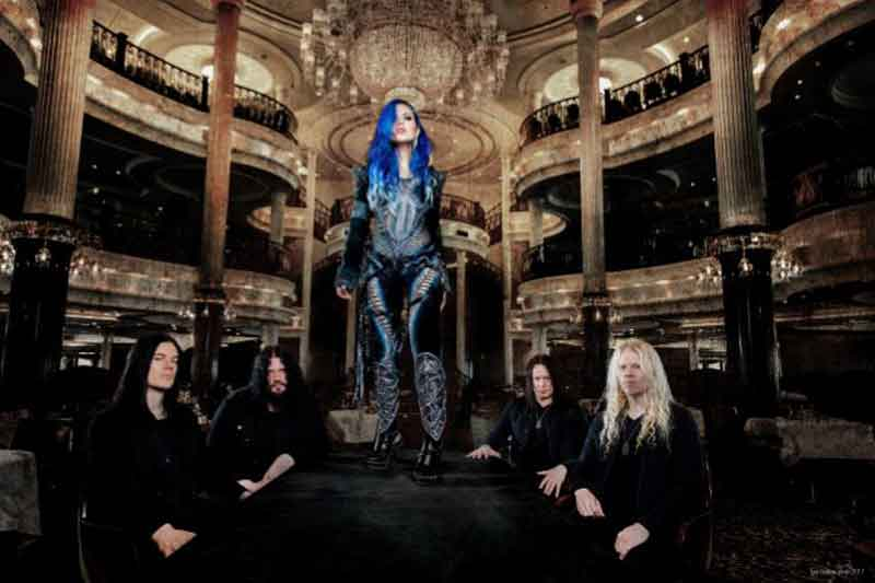 "ARCH ENEMY-""Will To Power"""