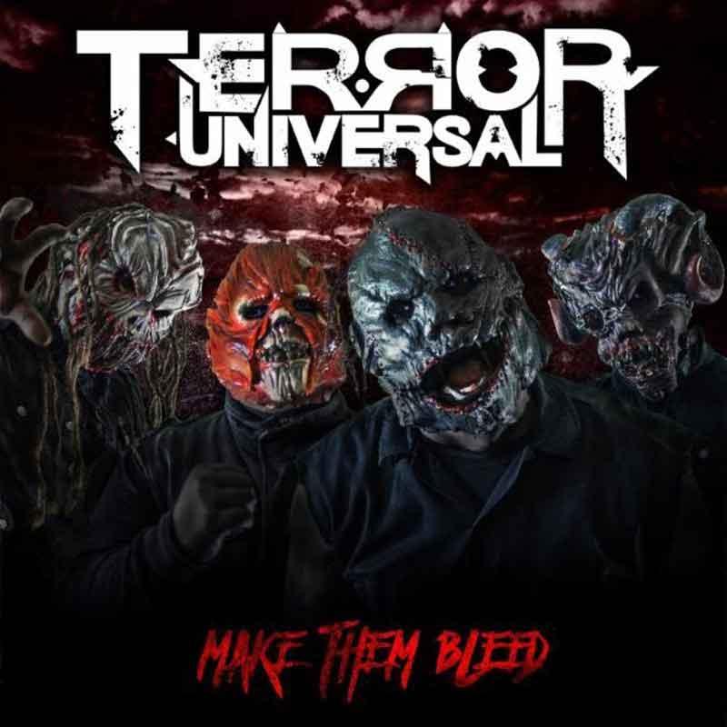 Альбом TERROR UNIVERSAL выйдет в 2018