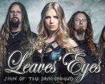 Новый видеоклип LEAVES' EYES