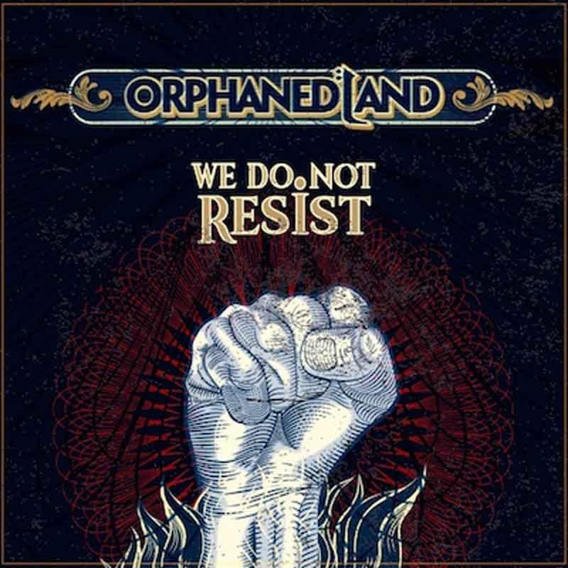 Текстовое видео ORPHANED LAND