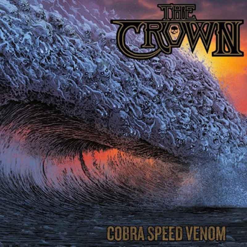 Новый альбом THE CROWN