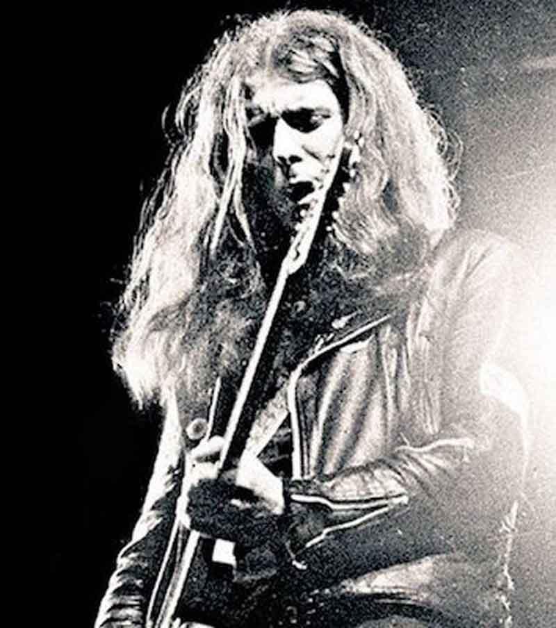 Умер бывший гитарист MOTÖRHEAD