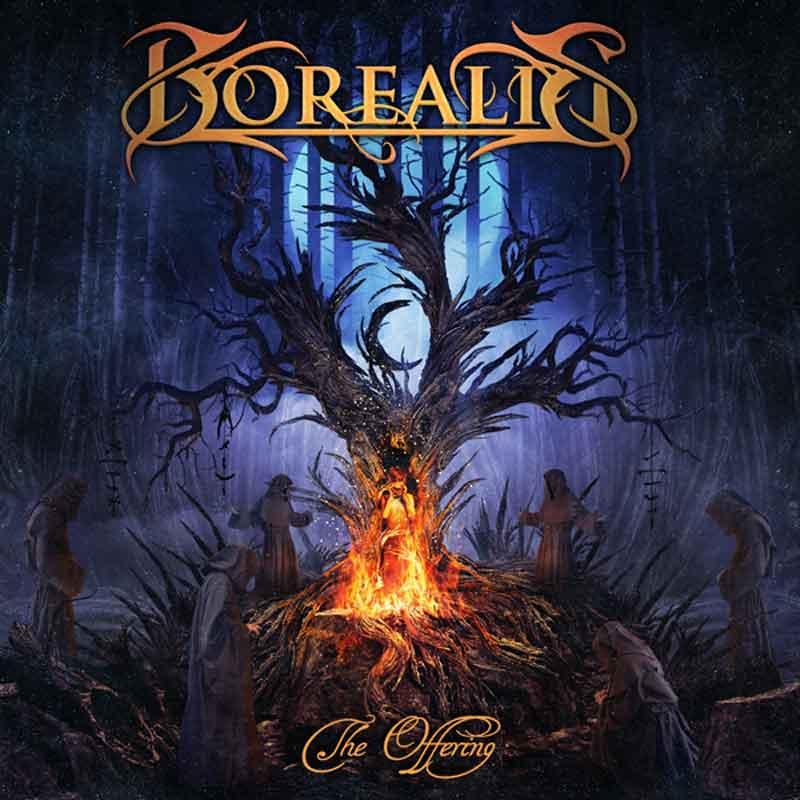Текстовое видео от BOREALIS