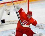 Хоккей. Россия - Германия. Олимпийские игры. Финал