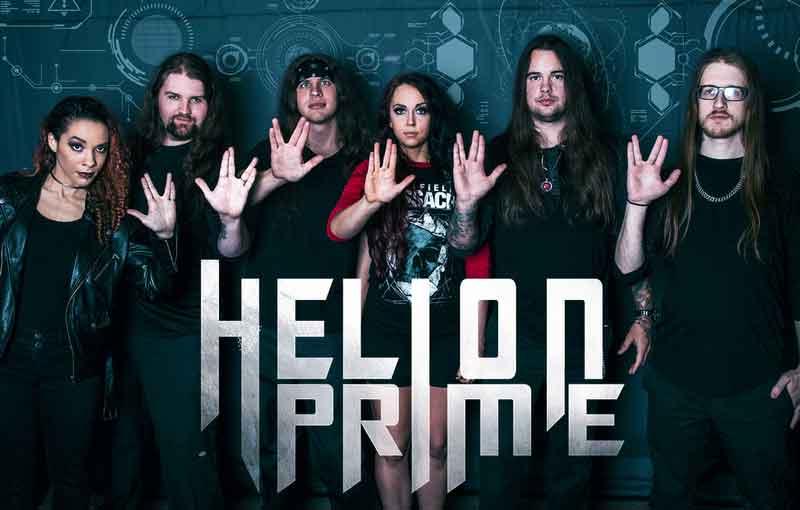 Новый видеоклип HELION PRIME
