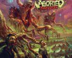 Обложка и трек-лист новой работы ABORTED