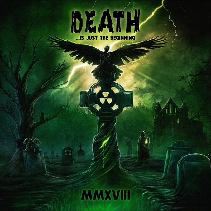 "Возвращение ""Death... Is Just The Beginning MMXVII"""