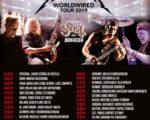 Концерт METALLICA в России будет летом