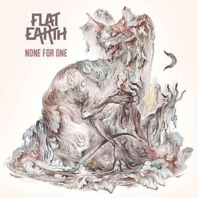 Обложка и трек-лист новой работы FLAT EARTH