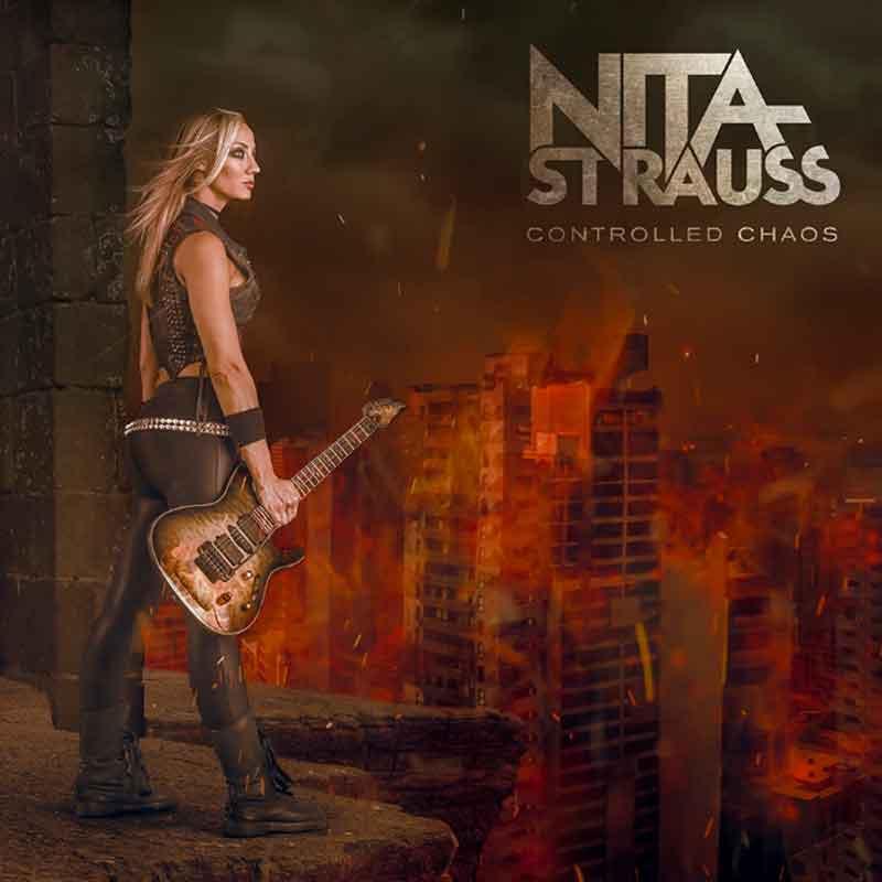 Новая работа NITA STRAUSS выйдет осенью