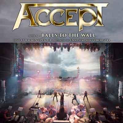 Концертный альбом ACCEPT выйдет в ноябре