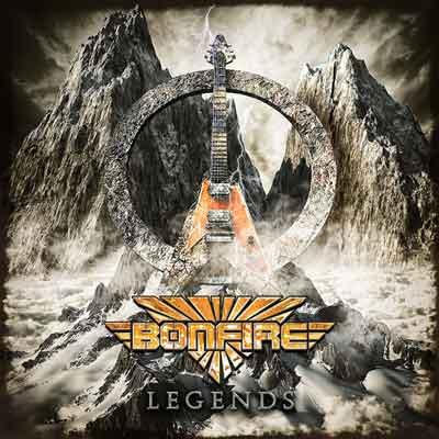 """Альбом """"Legends"""" группы BONFIRE ждем в октябре"""