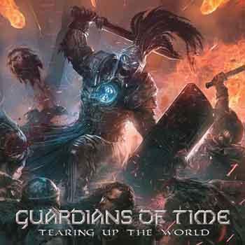 Новый альбом GUARDIANS OF TIME на подходе