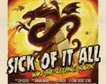 "Альбом ""Wake The Sleeping Dragon!"" группы SICK OF IT ALL ждем в ноябре"