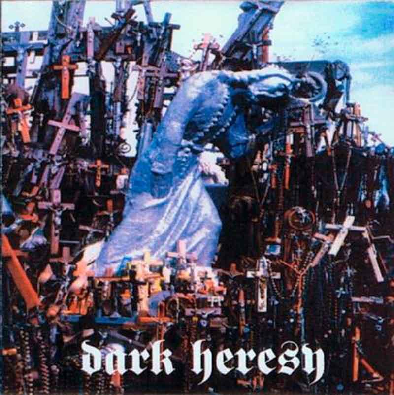 Переиздание единственного альбома DARK HERESY