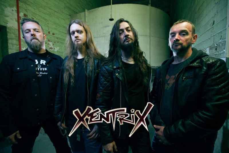 Новое произведение XENTRIX
