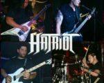 Текстовое видео от HATRIOT