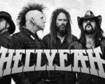 Hellyeah исполнили два трека Pantera