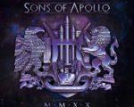 Видео группы SONS OF APOLLO на новый трек