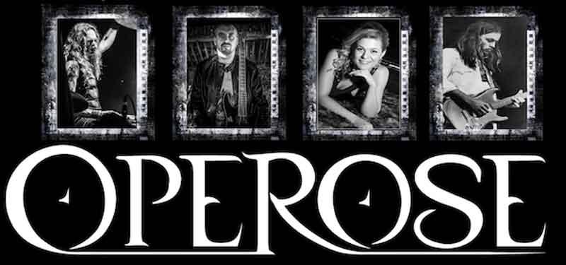 Видео на новый трек группы OPEROSE