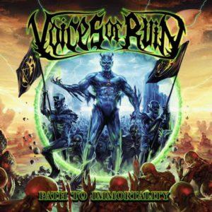 VOICES OF RUIN выпустят альбом в апреле