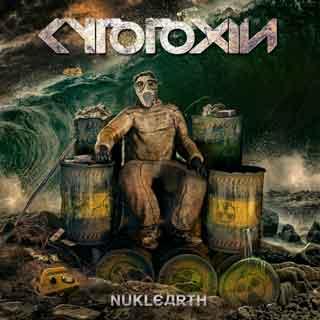 Новый альбом группы CYTOTOXIN ждем в августе
