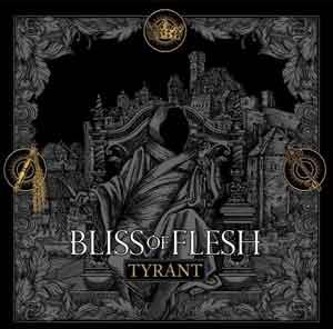 Новый альбом BLISS OF FLESH в октябре