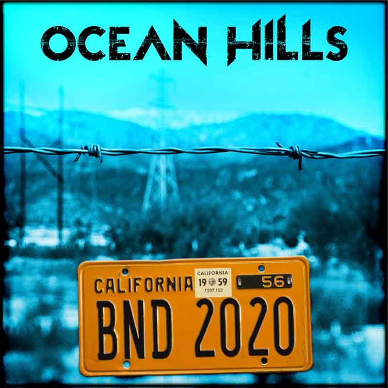 Лирик-видео от OCEAN HILLS