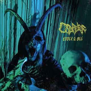 Новый альбом CADAVER в конце ноября