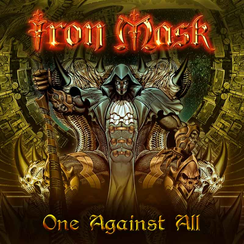 Новый альбом IRON MASK в декабре