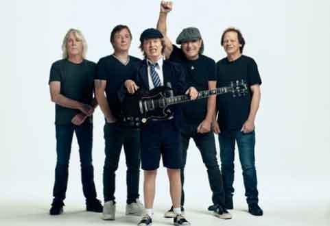 Новый альбом AC/DC уже в ноябре