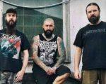 EP альбом TWITCH OF THE DEATH NERVE в марте
