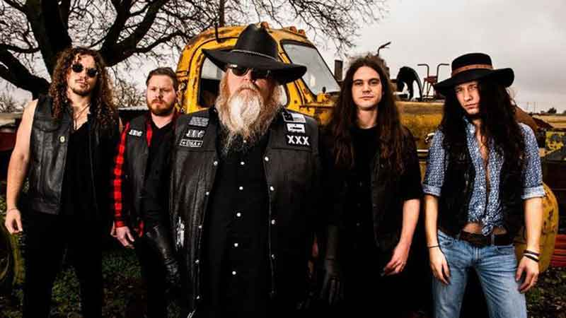 Из TEXAS HIPPIE COALITION ушел ударник