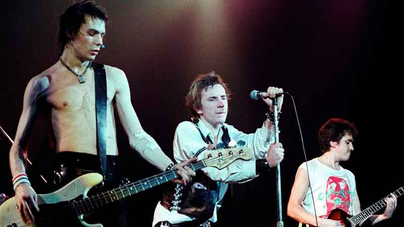 Сериал про Sex Pistols