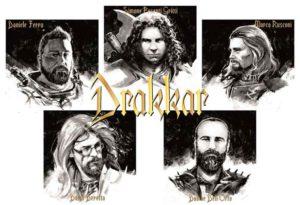 Новый альбом DRAKKAR в 2021 году