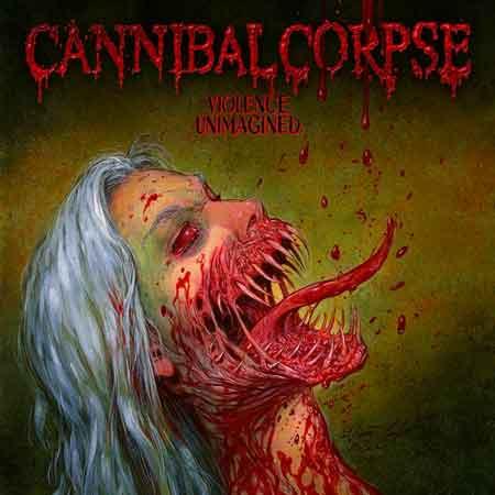 Новый альбом CANNIBAL CORPSE в апреле