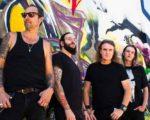 Новая группа экс-басиста Megadeth - The Lucid